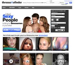 Free threesome website